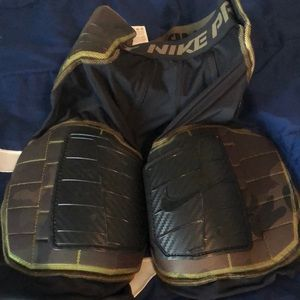 Pro-combat Padded compression shorts